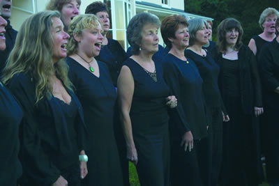 Llanidloes Community Choir